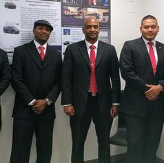 Phoenix Sky Harbor Airport Chauffuer Team