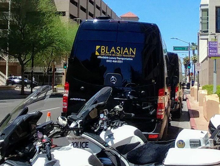 Executive Transportation Phoenix Arizona