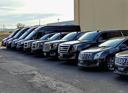Blasian limousine and Transportation