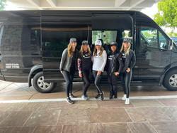Scottsdale Arizona Golf Group Transporta