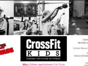 KCF Kids CF