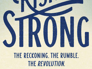 Book Report: Rising Strong by Brené Brown - Part 1
