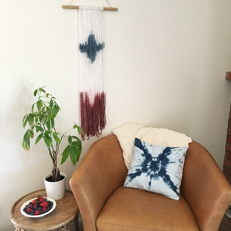 DIY Wall Hanging for 4th of July