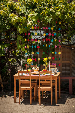 Boho Fiesta Party Decorations