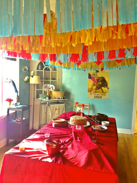 Spanish Party Decorations