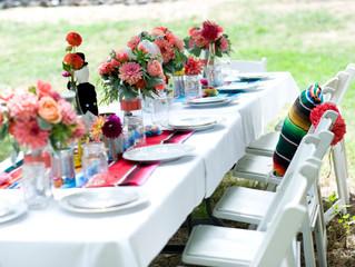 Cinco de Mayo Bohemian Fiesta Wedding