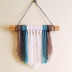 Yarn Wall Hanging Workshop