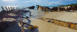 sand wreck