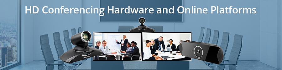 Video Conferencing - Hardware and Online
