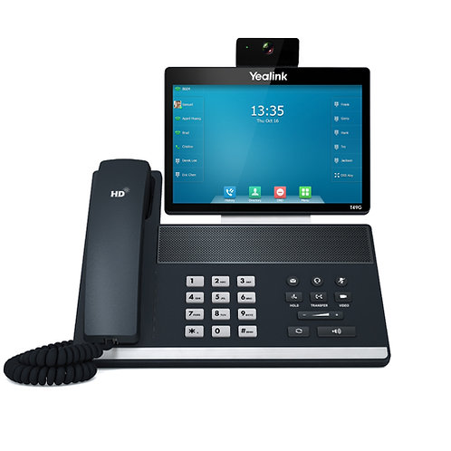 Yealink T58A IP Phone with Camera (SIP-T58A CAM)