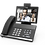 Thumbnail: Yealink T58A IP Phone with Camera (SIP-T58A CAM)