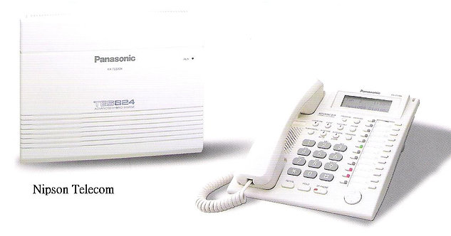 Panasonic KX-TES824HK 電話系統