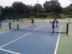 Junior Tennis Players