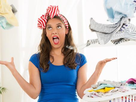 101 Laundry Tips, Tricks and Hacks