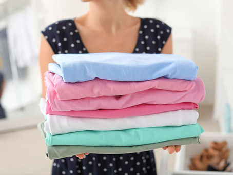 Laundry Care: Jacksonville's Real Life Laundry Fairy