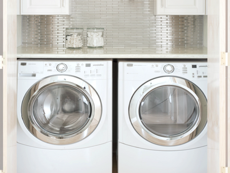 How to Maximize Space in Your Small Laundry Room