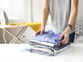 5 Benefits of Laundry Service