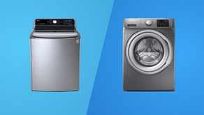 Front Loading vs. Top Loading Washers