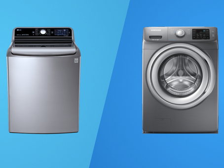 Front Loading vs. Top Loading Washer