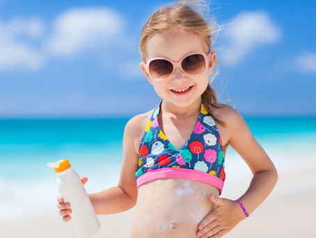 How to Treat Avobenzone (Sunscreen) Stains