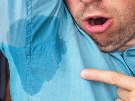 How to Get Rid of Sweaty Armpit Stains