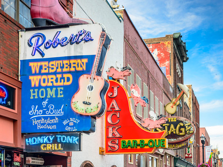 Laundry Care: Music to Nashville's Ear