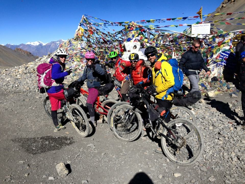 MTB around Annapurna Circuit