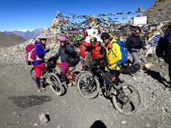 MTB around Annapurna Circuit