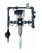 Graywater Automtic Filter, self cleaning, small residential, Makeup Water, Small Footprint