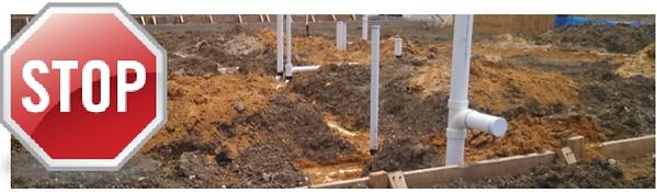 graywate plumbing slab new home house dual blackwater