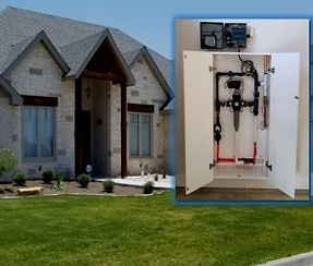 Graywater lawn and landscape staying green whil saving water & money