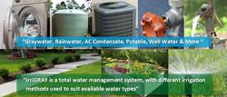 Graywater+Rain+Well+AC+Potable Water