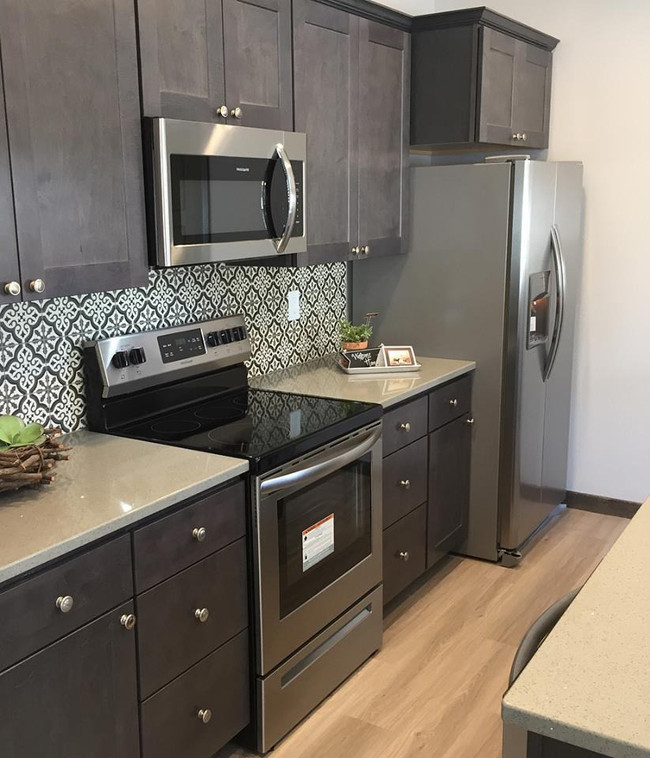 An Amazing Kitchen in an Affordable NuHome!
