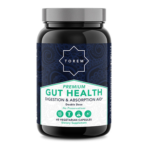 GUT HEALTH: Digestion & Absorption Normalize