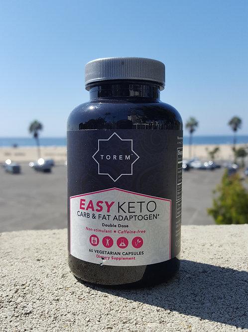 Easy KETO: Carb & Fat Adaptogen