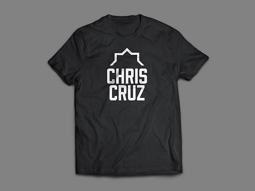 CHRIS CRUZ Walk out Tee