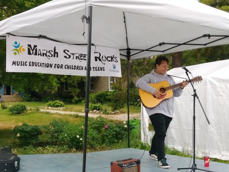 Marsh Street Rocks