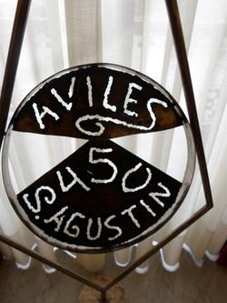 Gift to city of Aviles Spain
