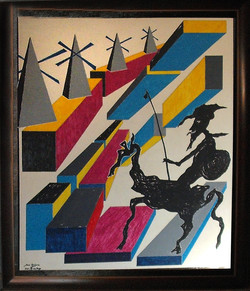 Don Quijote Out of the Book - 2010
