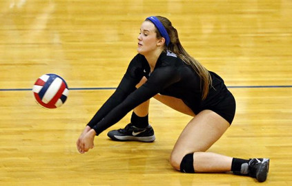 How the shortest Hebron team Karin Keeney has 'ever taken' to state positioned itself to rec
