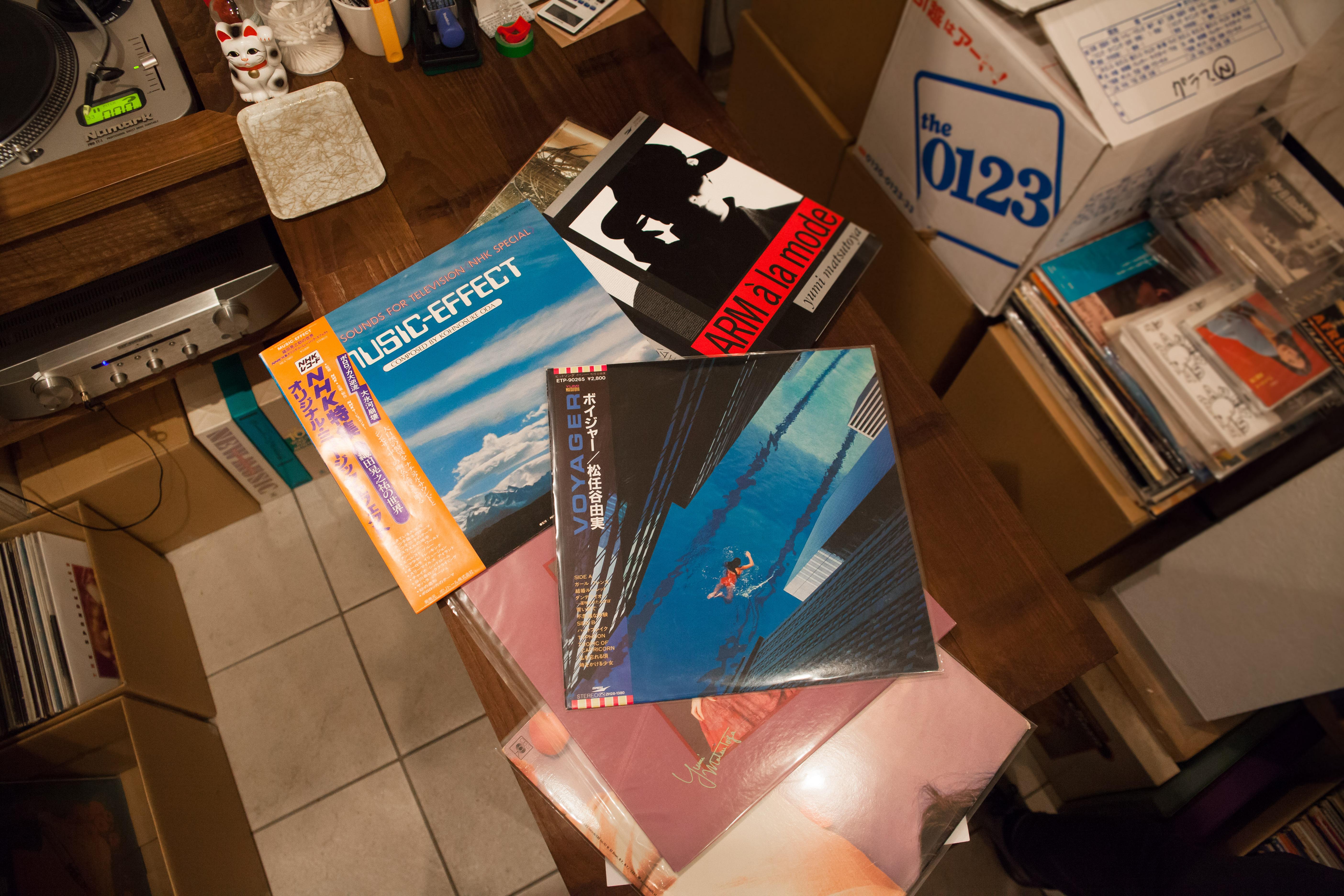 Ontoen Records Asagaya