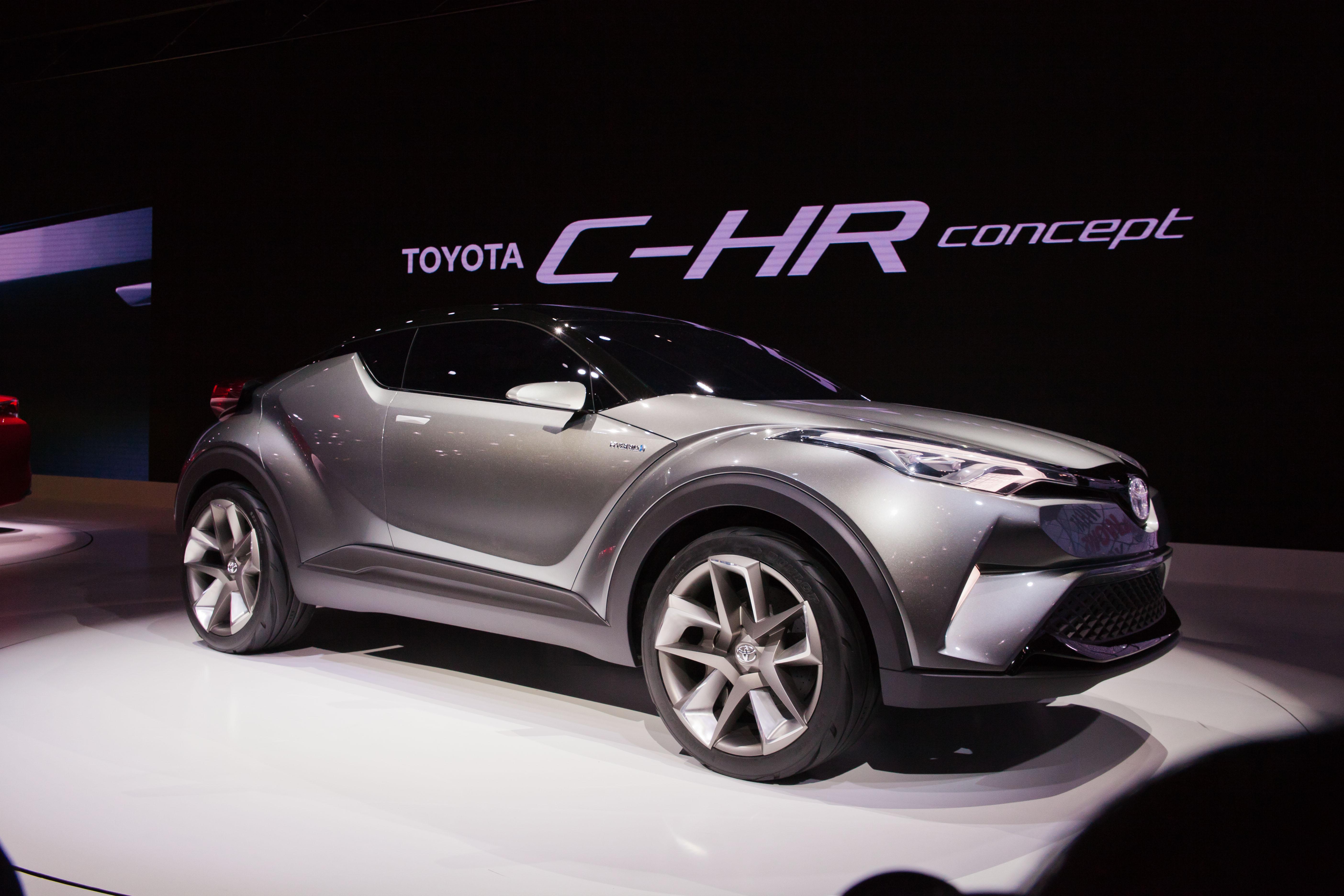 Tokyo Motorshow 2015