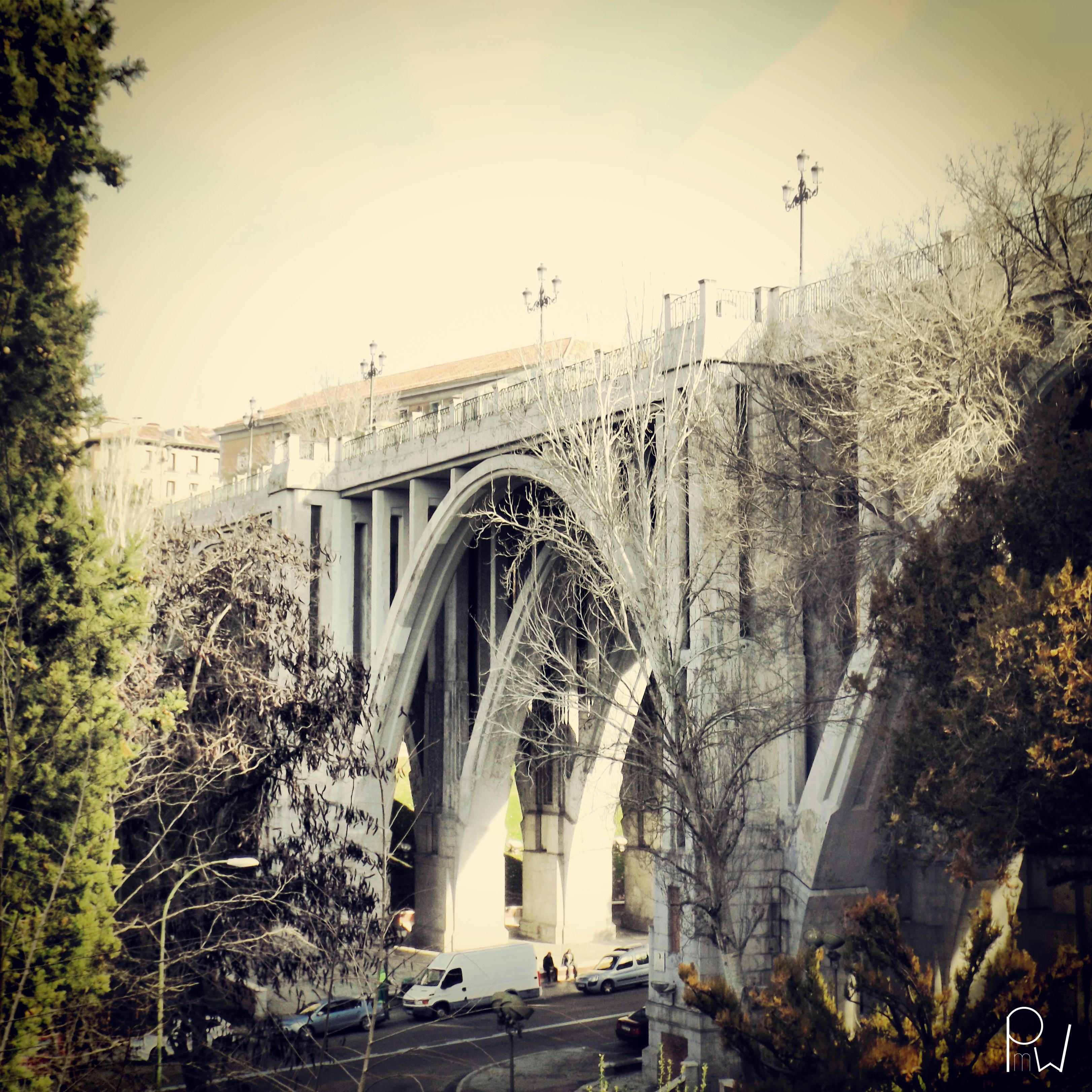 Segovia bridge