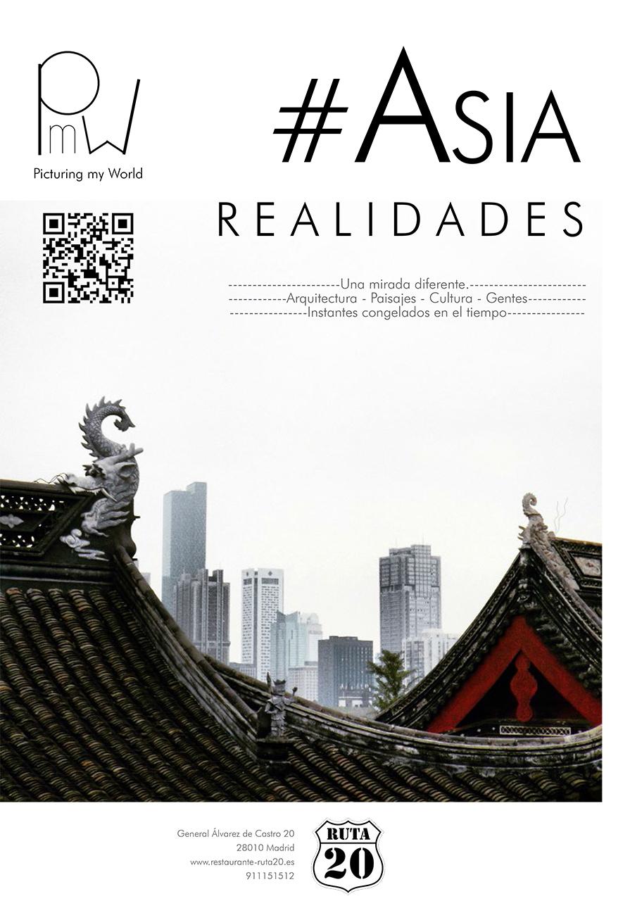 cartel para evento online peque