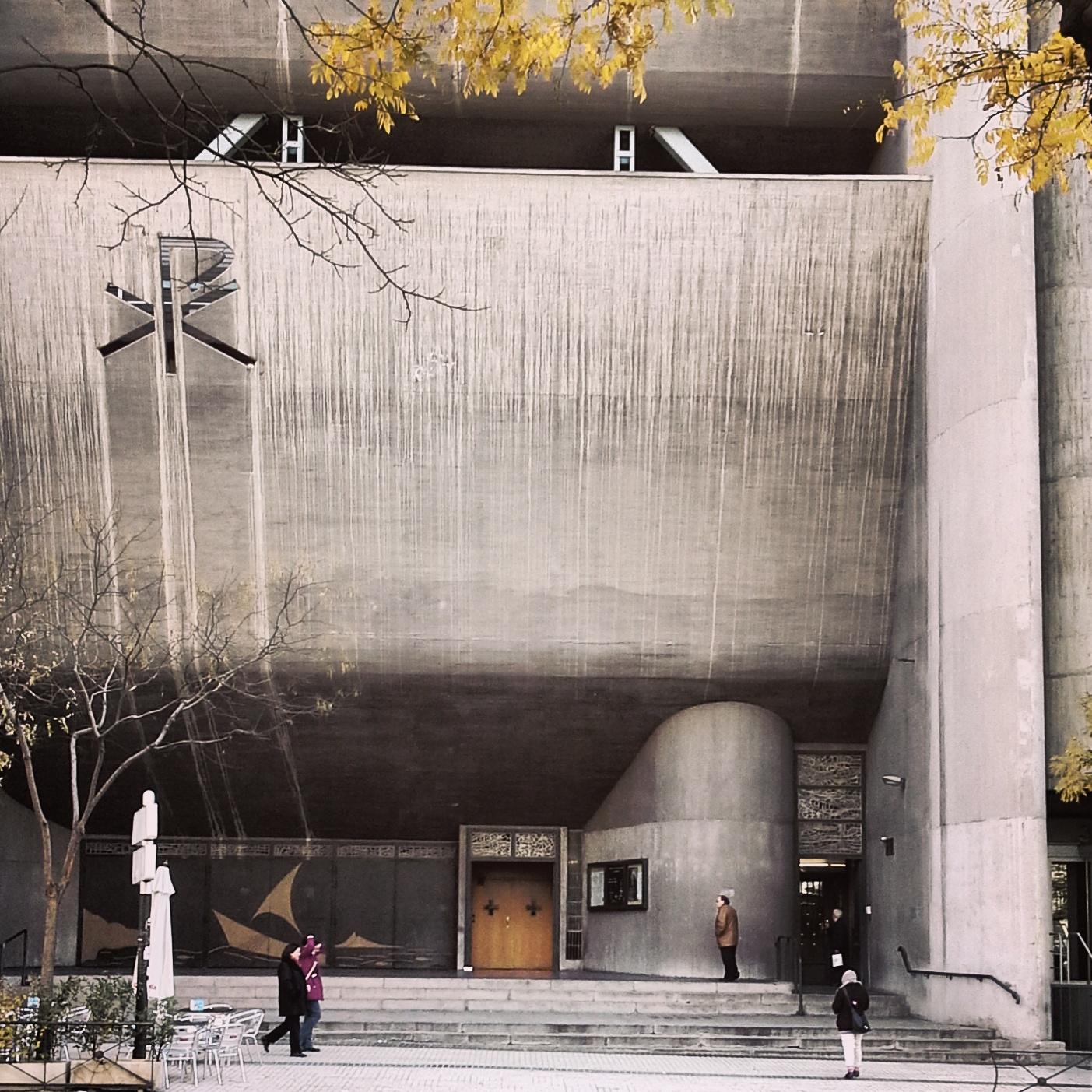 Architecture, Church