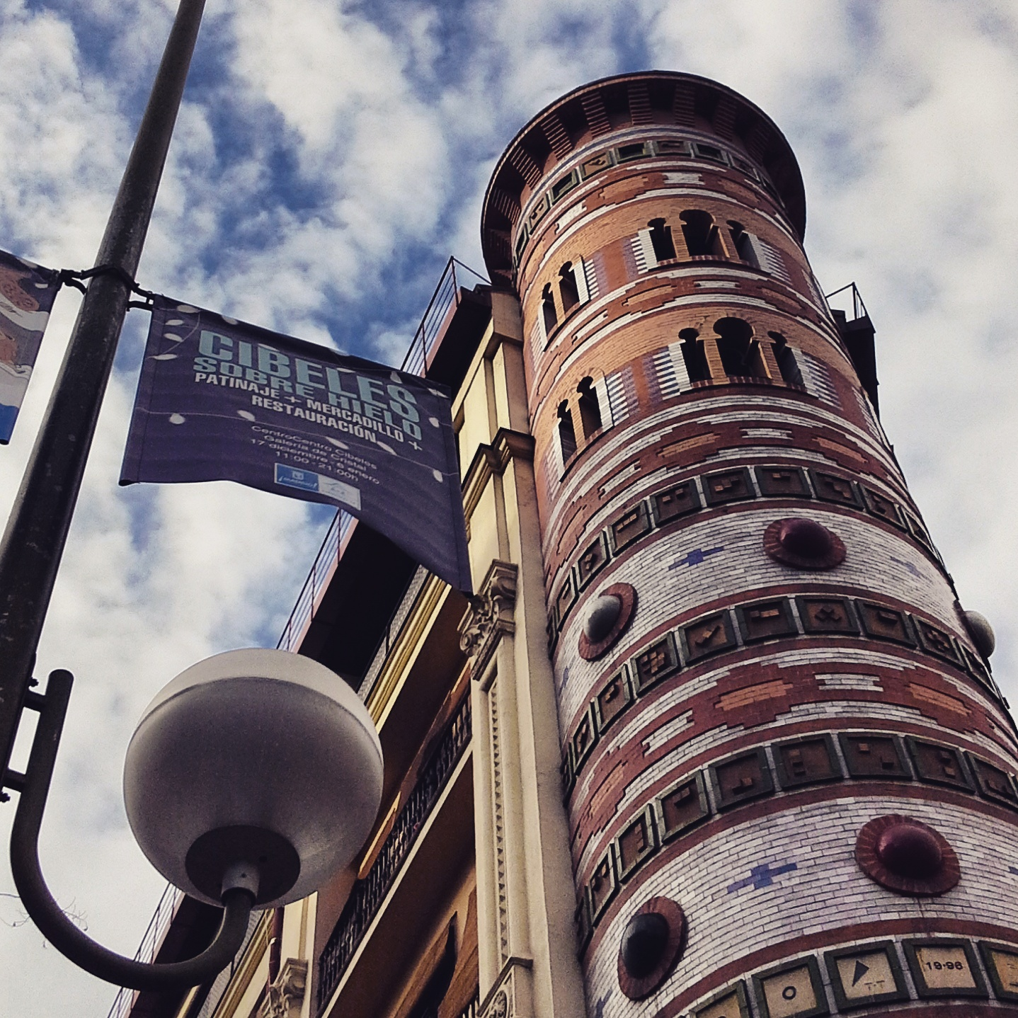 Architecture, Madrid