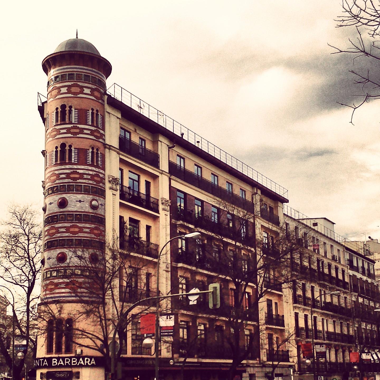 Serrano, Alcalá