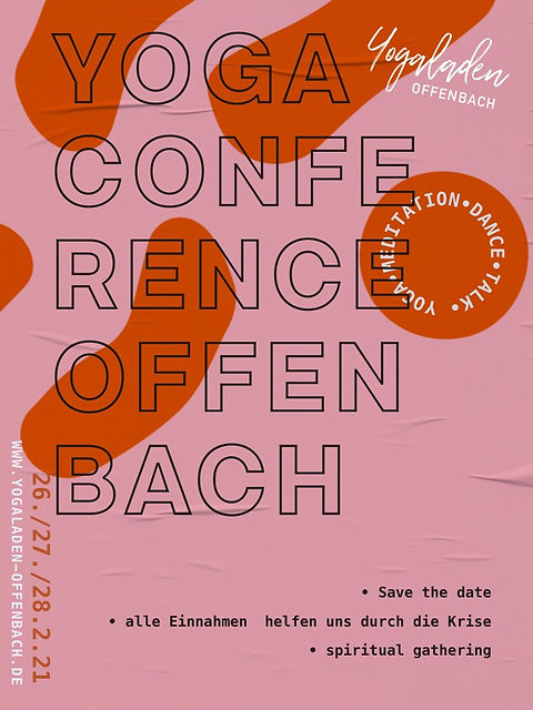 yoga conference offenbach