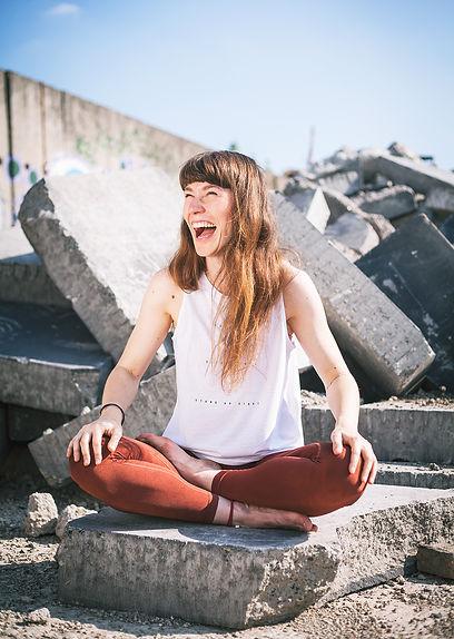 Yoga mit Michi Offenbach & Frankfurt