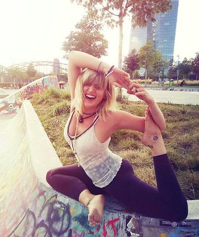 Yin Yoga, Kinderyoga und mehr mit Bianka Offenbach & Frankfurt